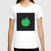 apple T-shirts featuring Apple by Mr & Mrs Quirynen