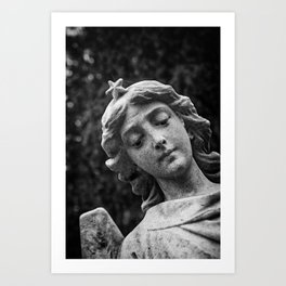 Angel 2 Art Print