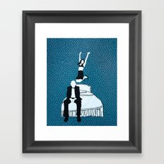 Chateau Marmont Framed Art Print