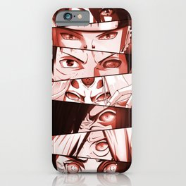 ninja's eyes iPhone Case