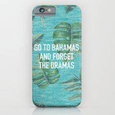 Go to Bahamas Slim Case iPhone 6s