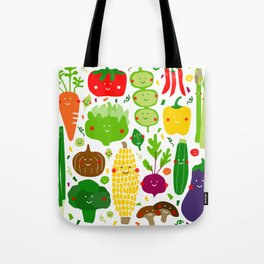 Eat your greens! Tote Bag