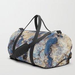 Crystal Marble Duffle Bag