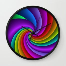 3D for duffle bags and more -18- Wall Clock
