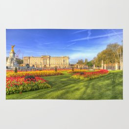Buckingham Palace London Rug