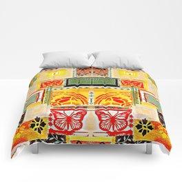 Ethnic art Comforters