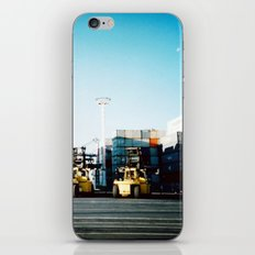 The Dock iPhone & iPod Skin