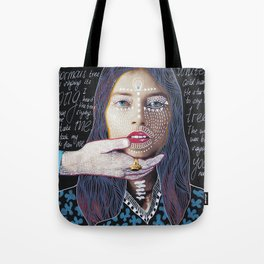 ::dream for a while:: Tote Bag