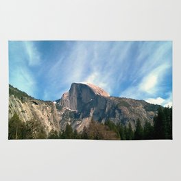 Picturesque Mountain Rug
