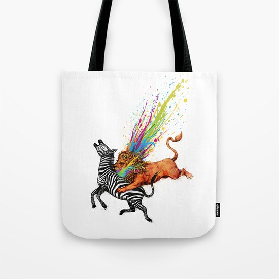 Kill Monotony Tote Bag