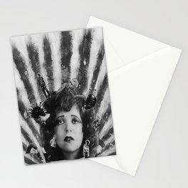 Punk Infestation Stationery Cards