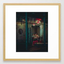 Mahjong Framed Art Print