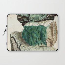 Vintage Mineralogy Illustration Laptop Sleeve