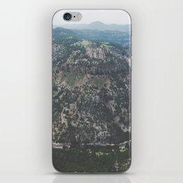Barrancas del Cobre iPhone Skin