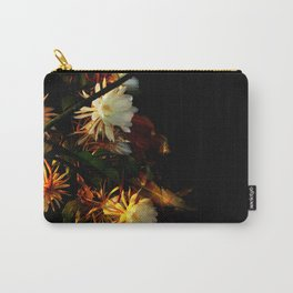 Flower rare - nigth Carry-All Pouch