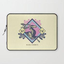 Pastel Gothic Deer Laptop Sleeve