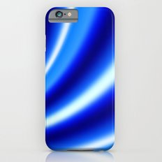 Blue N White iPhone 6s Slim Case