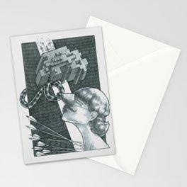 Maudine Washington was left of the hollows Stationery Cards