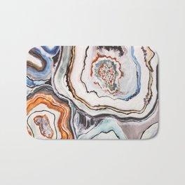Geode Agate Stone - Nature Bath Mat