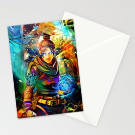 Skirmisher Stationery Cards