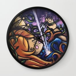 Time Has Come Wall Clock