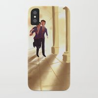 klaine iPhone & iPod Cases featuring Dalton by CRAZiE-CRiSSiE