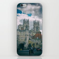 York Minster and Bootham Bar iPhone & iPod Skin