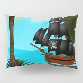 Turquoise Seas Pillow Sham