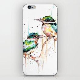 Kingfishers iPhone Skin