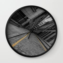 Mile End Wall Clock