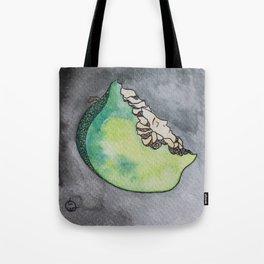 Pomme verte Tote Bag