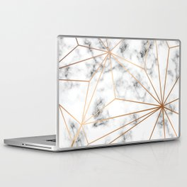 Marble & Gold 046 Laptop & iPad Skin