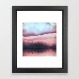 Valentine Forest Framed Art Print