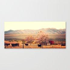 Idaho Farm Canvas Print