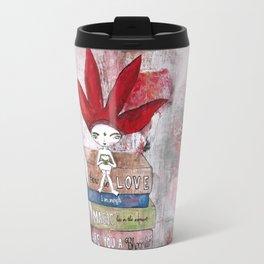 Soul-Searching Bhoomie Travel Mug