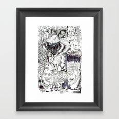Untitled (178) Framed Art Print