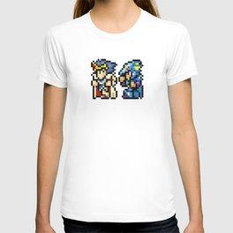 Final Fantasy II - Cecil and Kain T-shirt