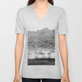 Pima County, Arizona. 1909 Unisex V-Neck
