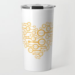 Banjo Gift Idea for Banjo Player Travel Mug