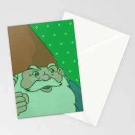 Oblígame prro Stationery Cards