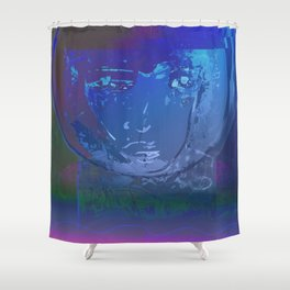 Equinox-Es Shower Curtain