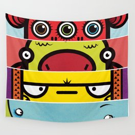 My Eyes Wall Tapestry