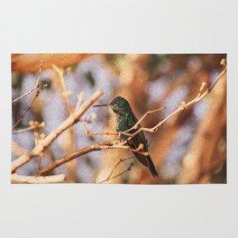 Bird - Photography Paper Effect 004 Rug