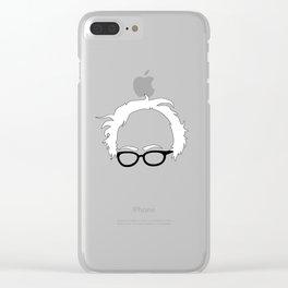 Bernie Clear iPhone Case