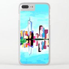 I love NY Clear iPhone Case