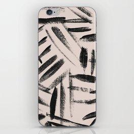 Tribal pattern nuetral iPhone Skin