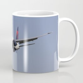 Delta Airlines Boeing 767 Coffee Mug
