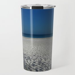 A Peaceful Day At A Marvelous Gulf Shore Beach Travel Mug