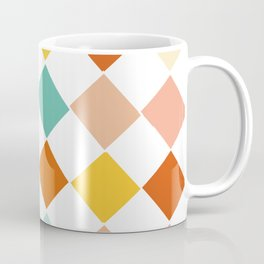 Color Check Coffee Mug