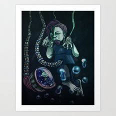 Born Again Art Print